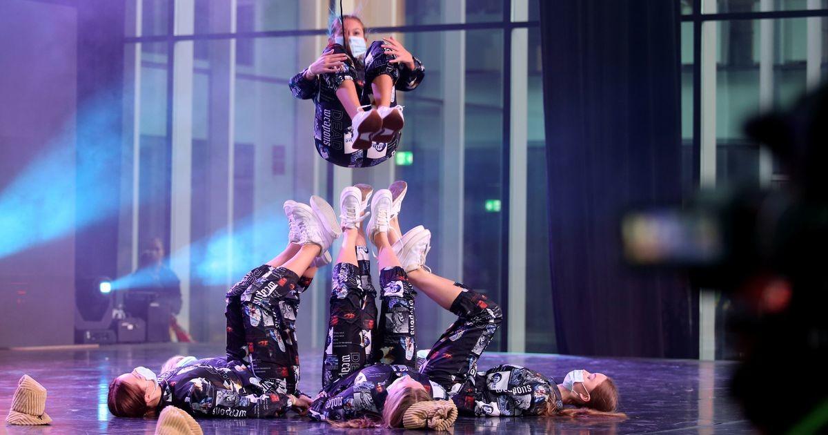 ERMis selgusid kahe päeva jooksul Eesti parimad tantsijad