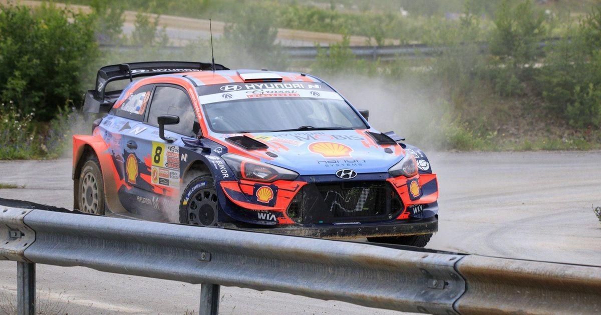 Põnev: Kehalas sõidetakse ralli, kuhu on oodata ka WRC-autosid