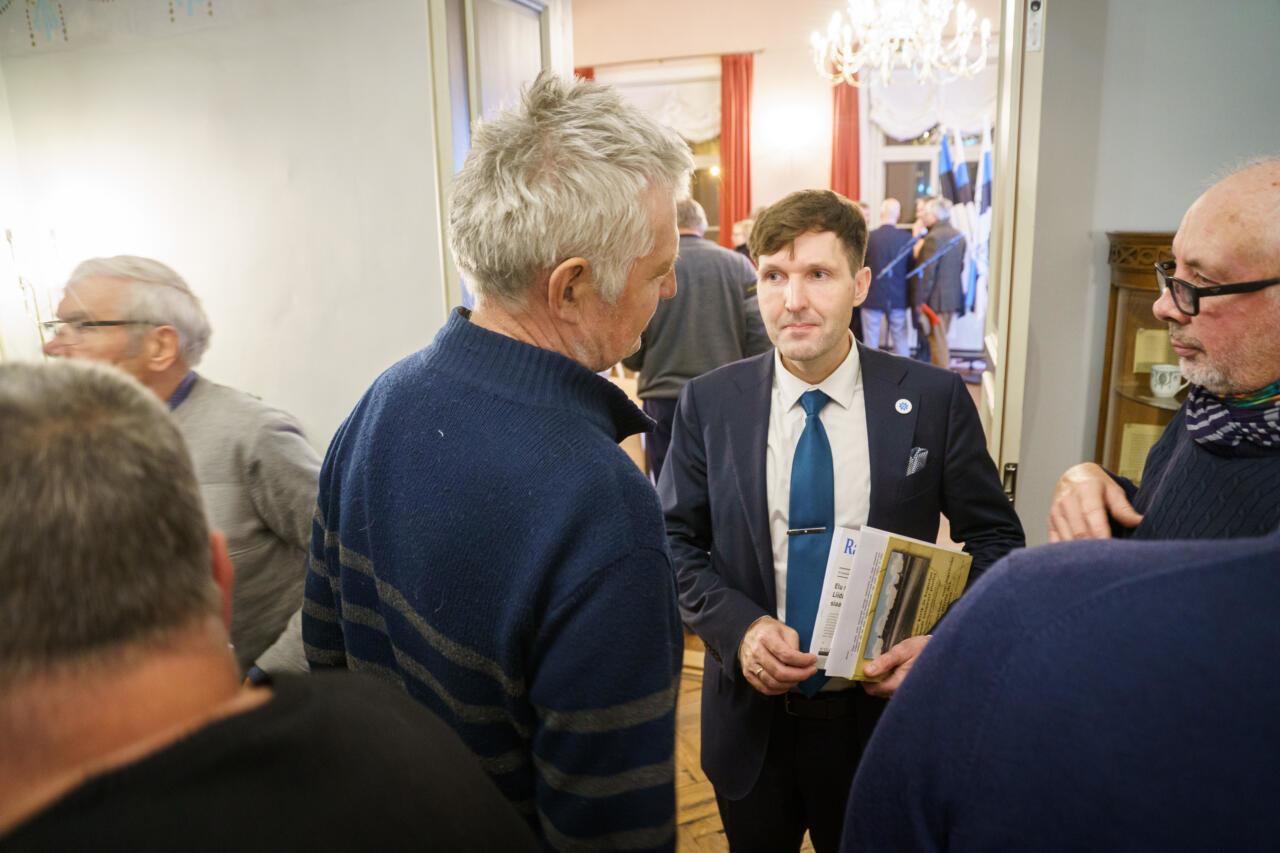 """Martin Helme: """"Mis tundega peaks EKRE valija minema perearst Jolleri juurde?"""""""