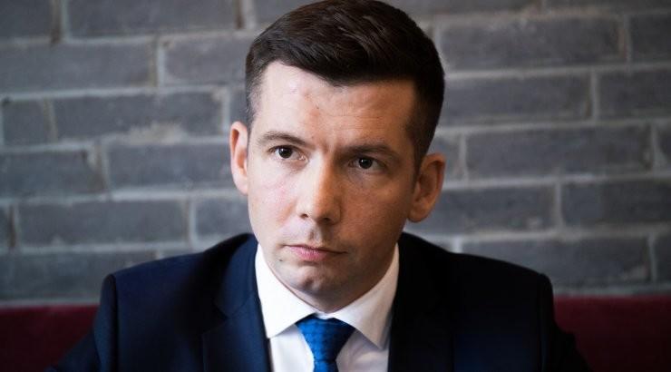 Ida-Viru keskerakondlased taotlevad Martin Repinski parteist väljaviskamist