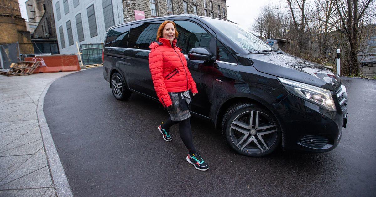 Mailis Reps käis ministeeriumi autoga Horvaatias puhkamas tööajast