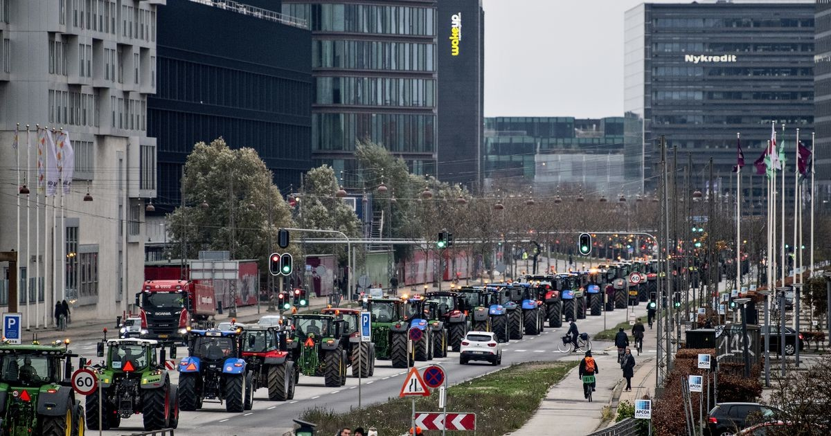 Sajad Taani mingikasvatajad korraldavad traktoriproteste