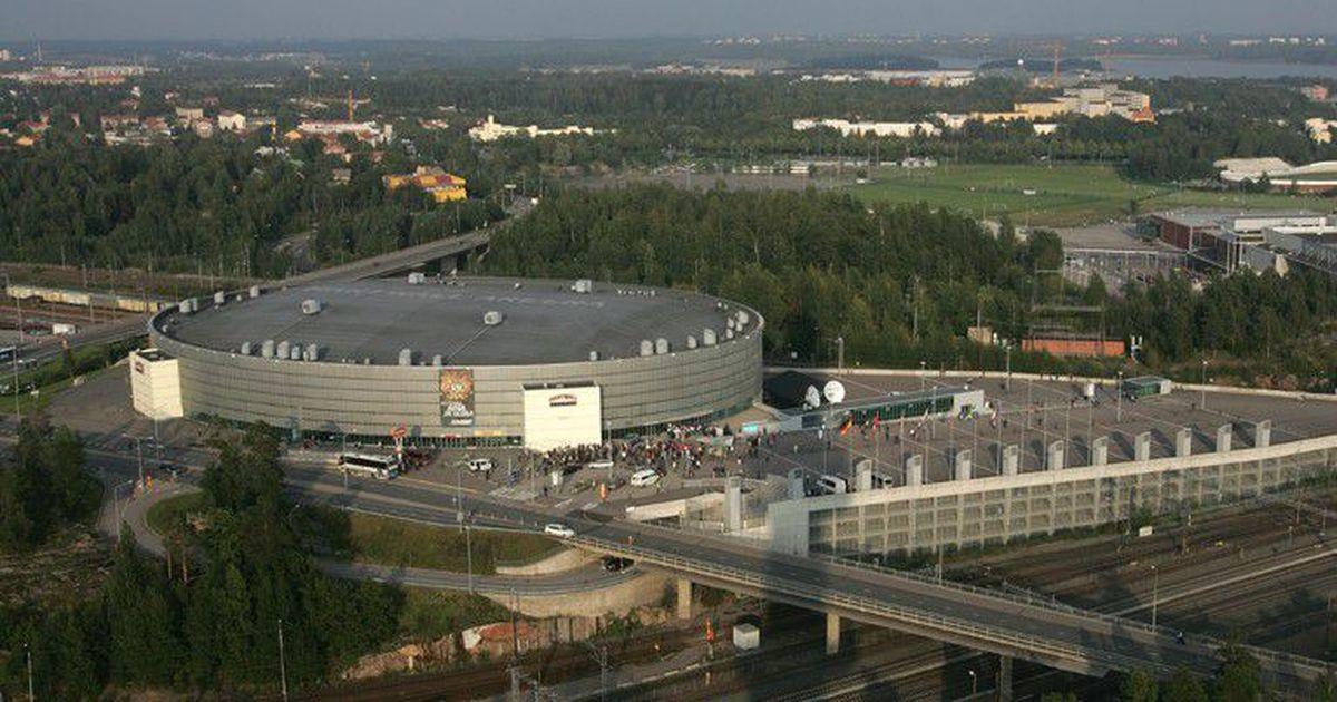 Soome spordihallis tekkis KHLi mängu ajal tulekahju