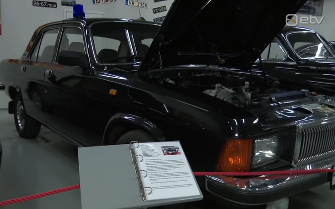 Halinga automuuseumis võib näha 60 autoga kollektsiooni