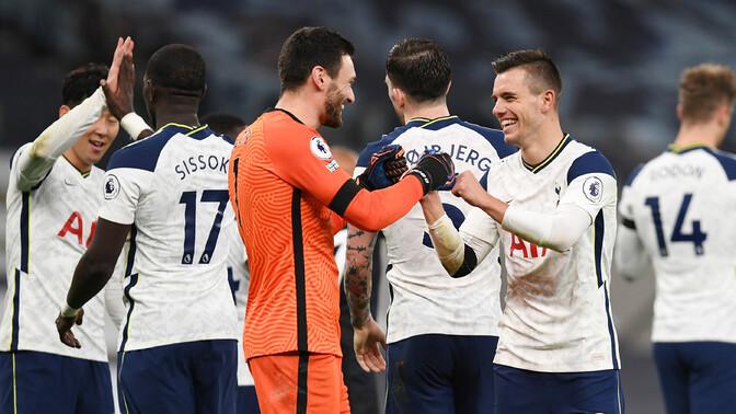 Mourinho ja Guardiola duellis jäi peale esimene, Tottenham tõusis liidriks