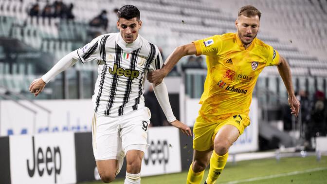 Klavan lõi Buffonile värava, aga VAR ei halastanud