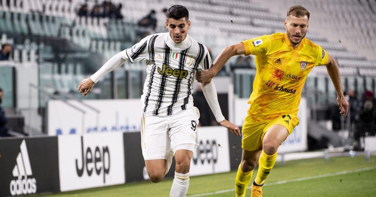 VAR röövis Klavanilt värava Juventuse vastu