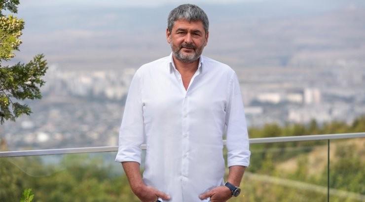 Ossinovski otsib Gruusia miljardiprojektile finantsjuhti: tule tööta 700 meetri kõrgusel merepinnast!