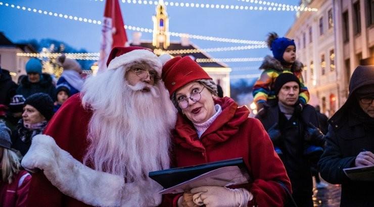 Jõuluvanad poolesajast riigist saavad virtuaalselt kokku tänu eestlaste leiutatud lahendusele