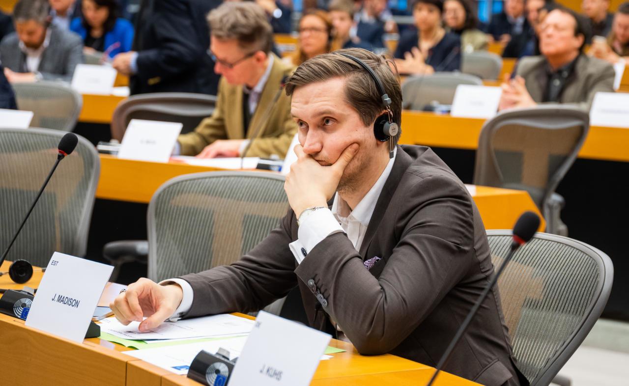 Jaak Madison: kooseluseadus on Eesti ajaloo üks koledamaid seadusi