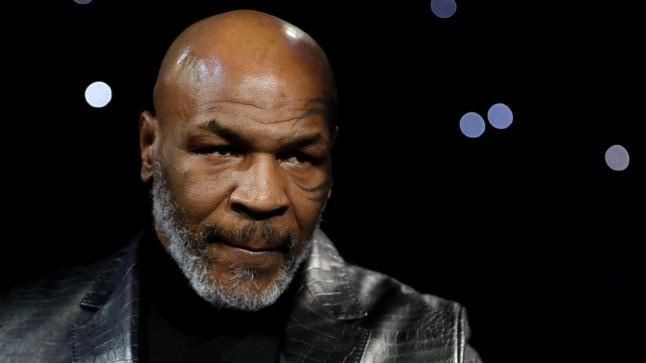 Mike Tyson sai tagasitulekumatši eel eriti hea uudise