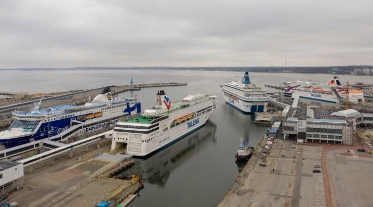 Soome kehtestas Helsingi-Tallinna laevaliini lahtihoidmise kohustuse