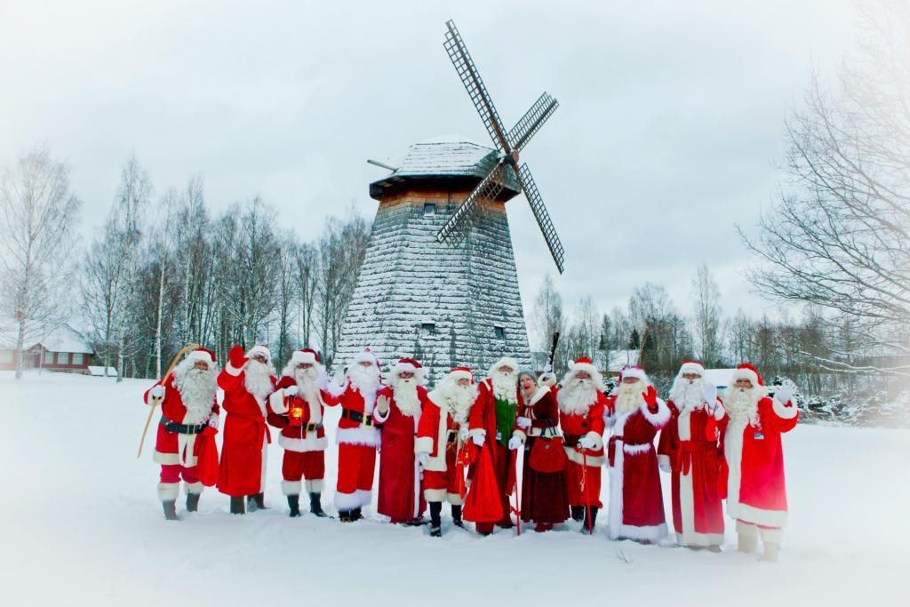 Eestlased korraldavad esimese ülemaailmse virtuaalse Jõuluvanade kongressi