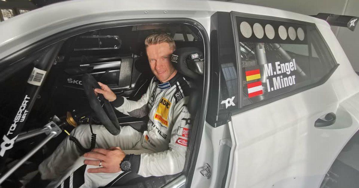 Marko Asmeri omaaegne konkurent teeb Monzas WRC-debüüdi