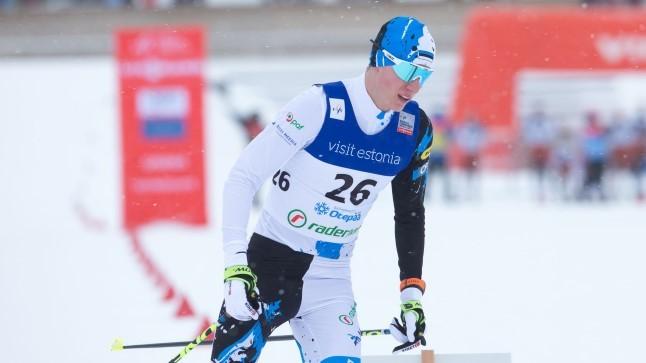 Kristjan Ilves sai Norra meistrivõistluste teisel päeval viienda koha