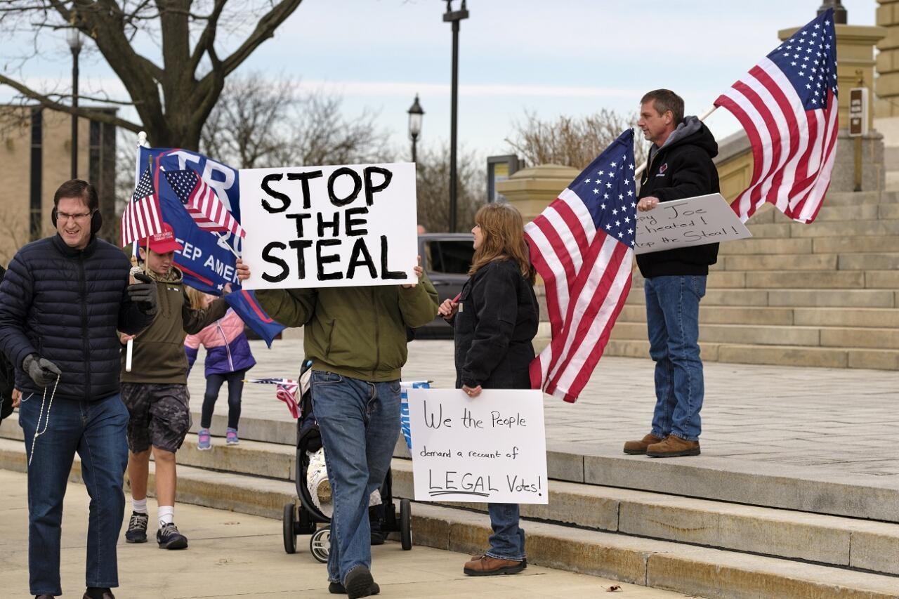 USA: inimesed, kes annavad tunnistusi valimispettuste kohta, vajavad tunnistajakaitset