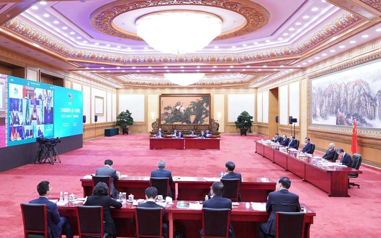 Hiina: Covidi pandeemia järgses maailmas peab suurendama ÜRO ja WTO võimu