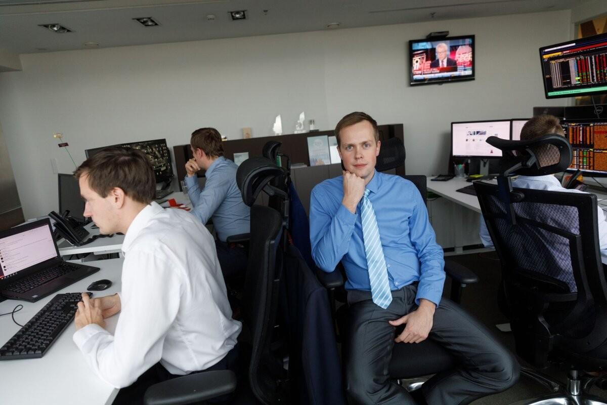 Raadiohommikus: börsibuum ja 400 000 eurot teenistust ühe kuuga