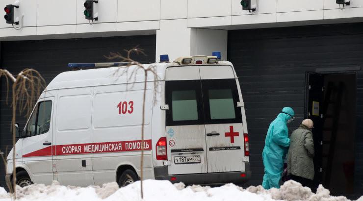 Venemaal lisandus kolmandat päeva järjest rohkem kui 24 000 koroonaga nakatunut