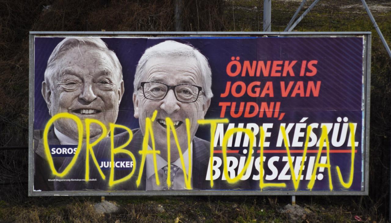 George Soros: Euroopa peab Ungari ja Poola varastele jõuliselt vastu astuma