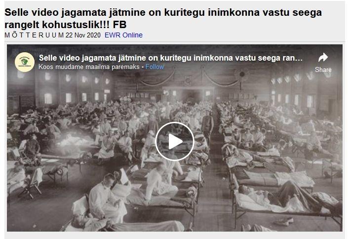 Selle video jagamata jätmine on kuritegu inimkonna vastu seega rangelt kohustuslik!!! FB