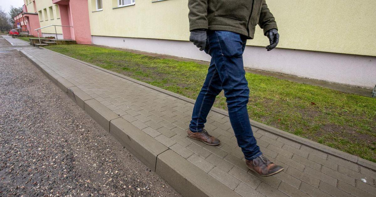 Linlase ettepanek: ehitage kõnnitee laiemaks