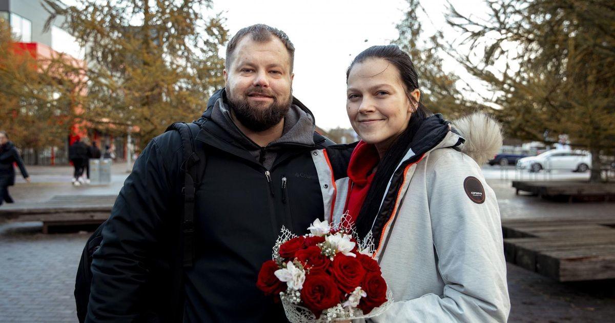 Üllatusesinemine Pärnu kesklinnas lõppes puändiga