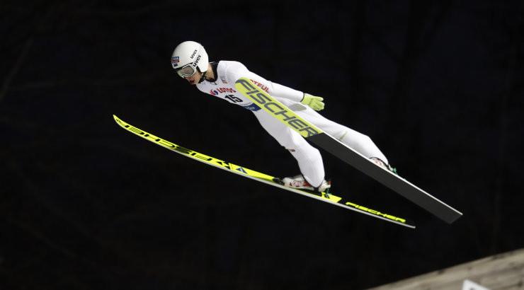 OTSEBLOGI   MK-etapil suurepärase hüppe teinud Artti Aigro jahib karjääri parimat tulemust