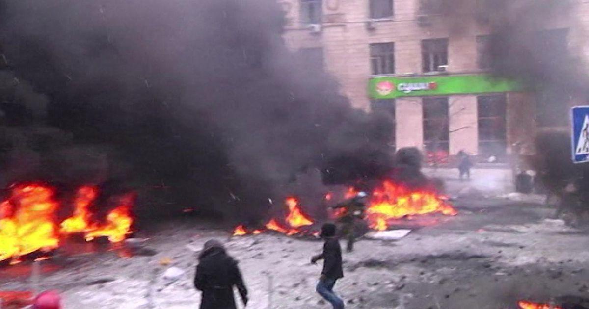 Reporter: Seitse aastat tagasi algas Ukrainas rahvuslik ülestõus