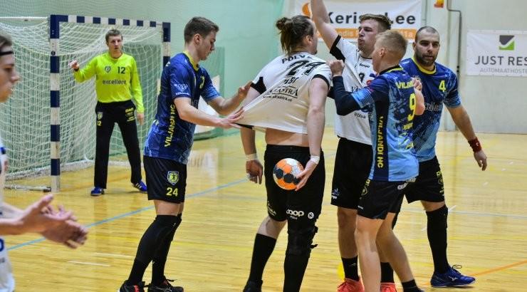FOTOD | Omaette klassist Põlva Serviti jätkas Eesti liigat kindla võiduga