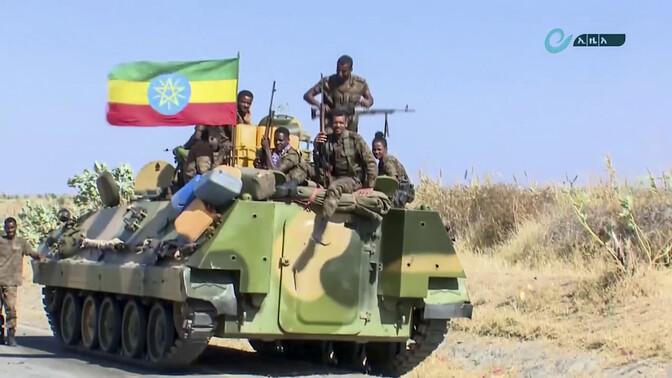 Etioopia valitsus ei kavatse mässulistega läbi rääkida