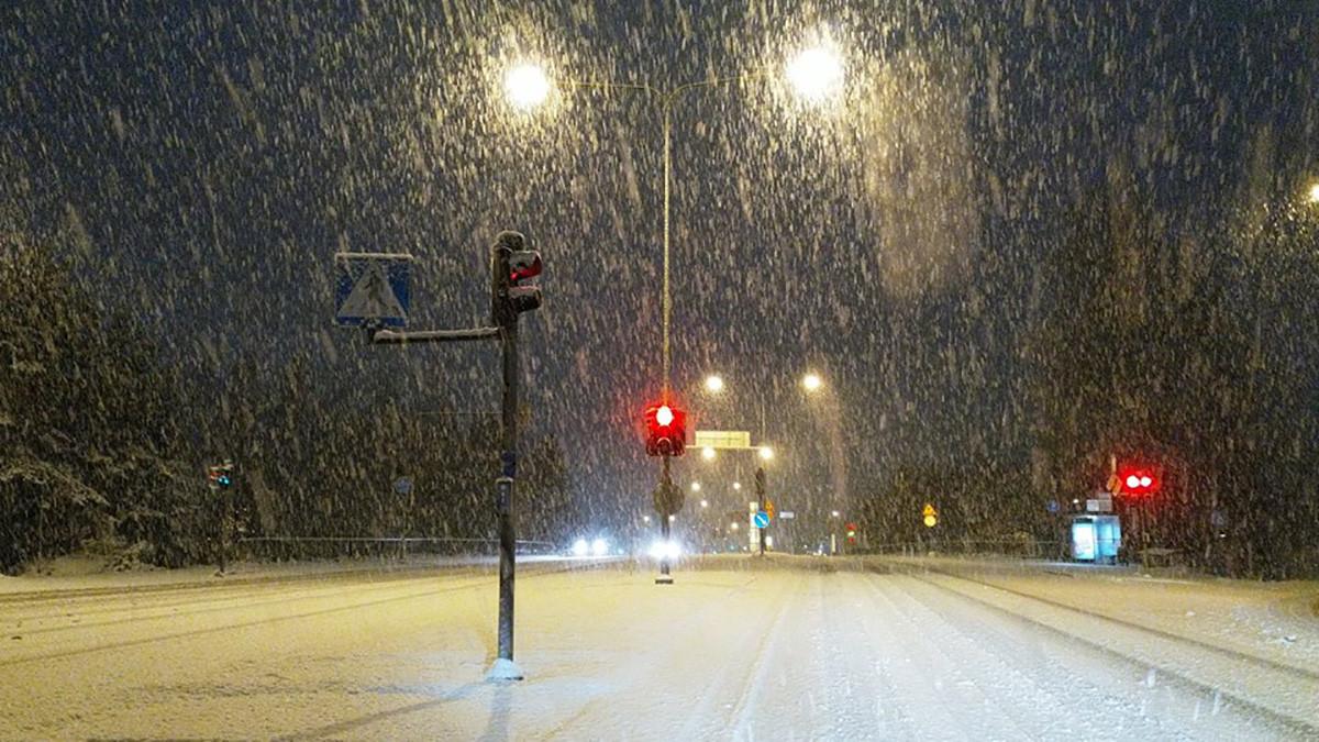 Järgmine nädal toob Soome erakordse ilma: 30 cm lund ja öö nagu Ateenas