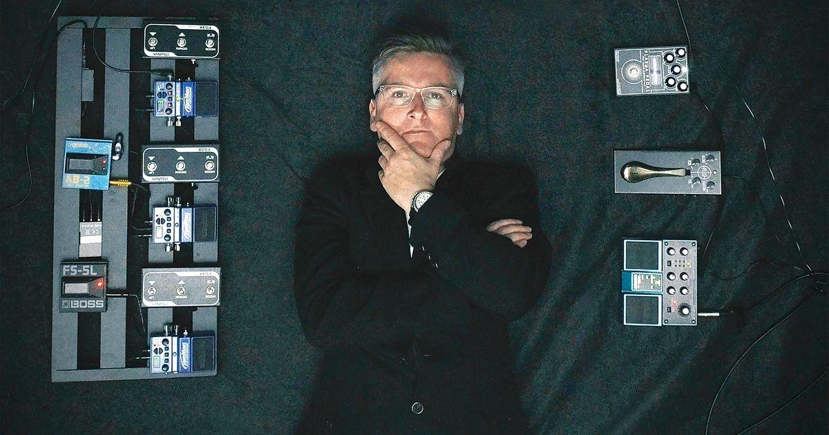 Peeter Rebane avaldas oma esimese sooloalbumi