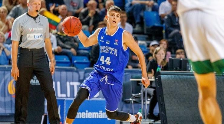 Ootamatu pööre: Kerr Kriisa liitub ilmselt Eesti korvpallikoondisega