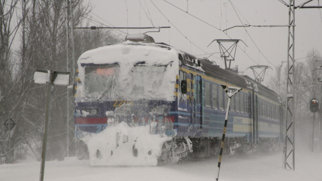 Tõnis Erilaiu lehesaba | Kuidas lumetorm Irmela novembris Eestit ründas