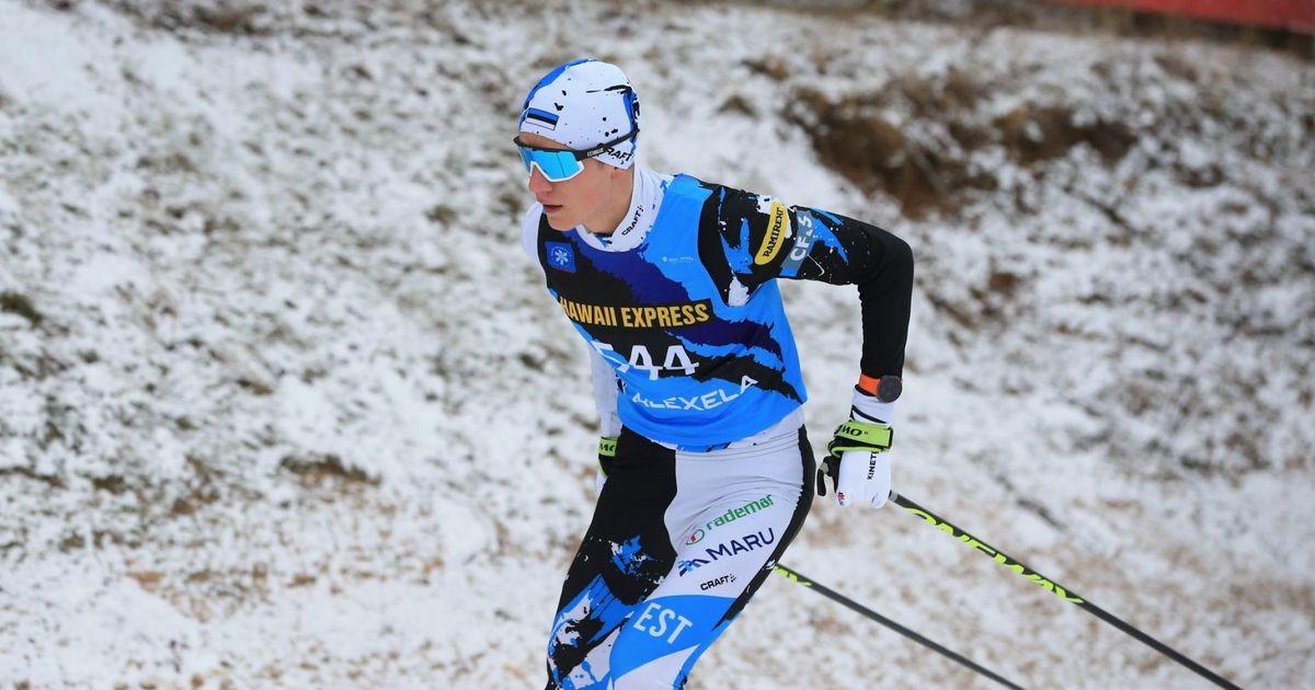 Kristjan Ilves näitas Norras saadud 4. ja 5. kohaga, et on MK-etapiks valmis