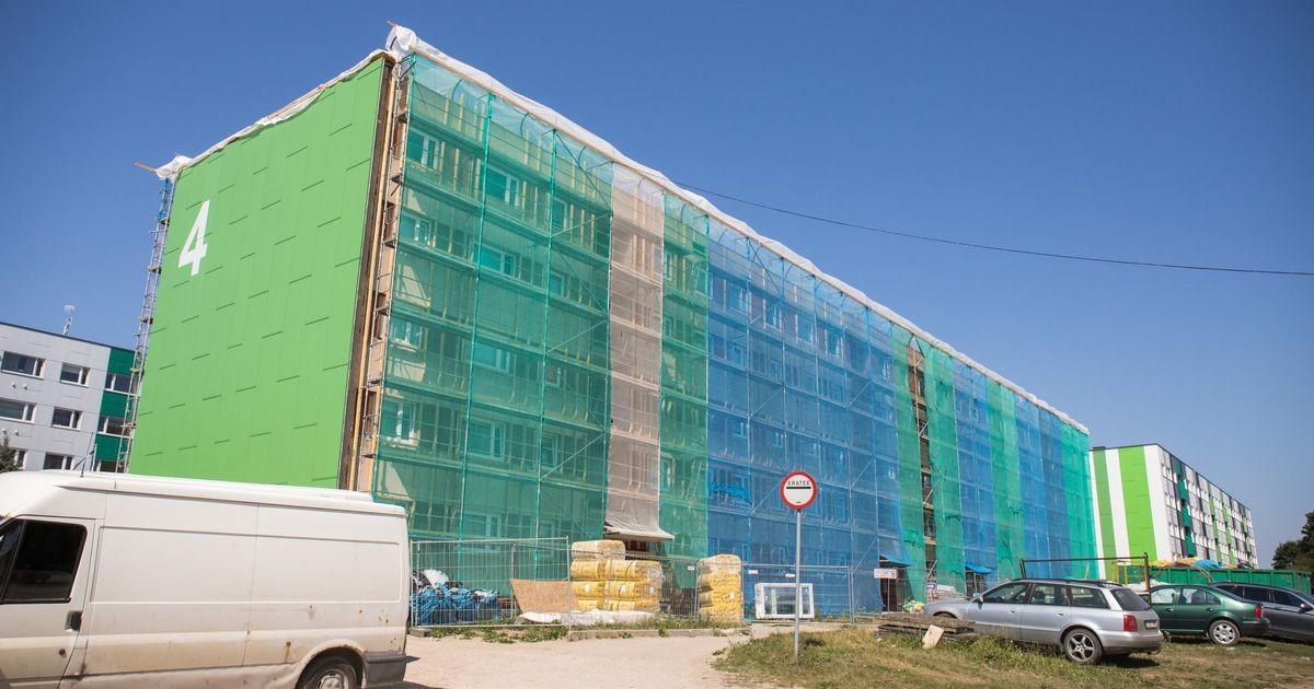 Ida-Virumaa korteritele mõeldud raha jõudis ringiga Tallinna
