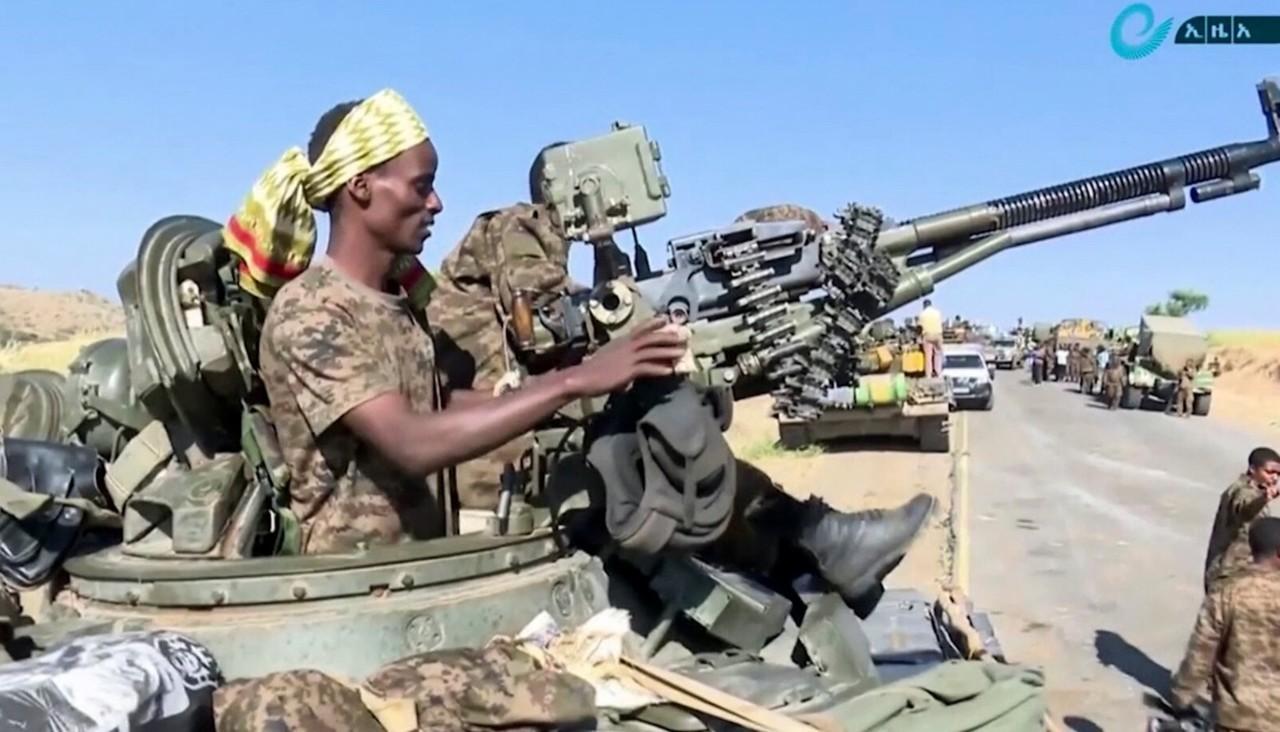 ÜRO salajane raport ennustab Etioopiale pikka ja verist sõda
