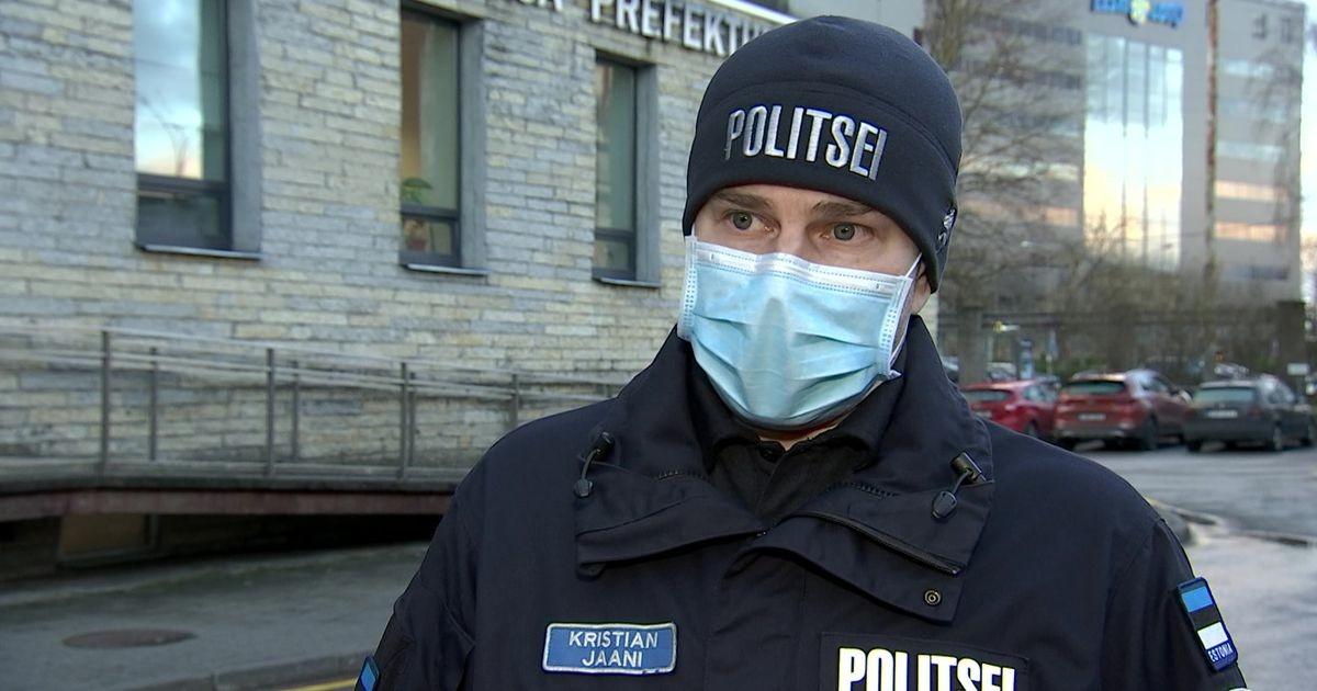 Põhja prefekt: politsei ei hakka maskita inimesi trahvima