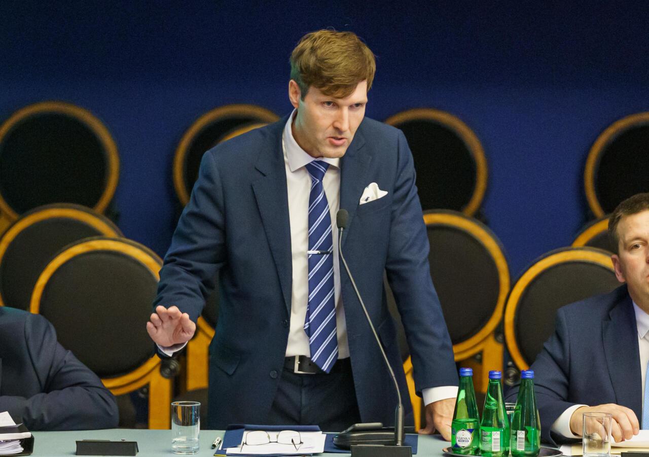 Martin Helme: võitlus käib selle üle, kelle käes on Eestis võim