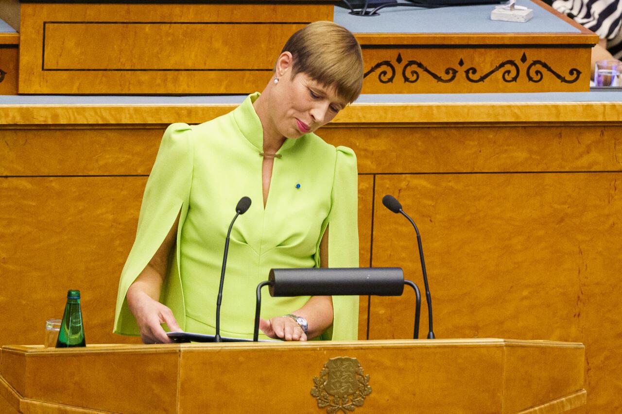Kersti Kaljulaid kasutab maksumaksja raha oma isiklike ambitsioonide rahuldamiseks