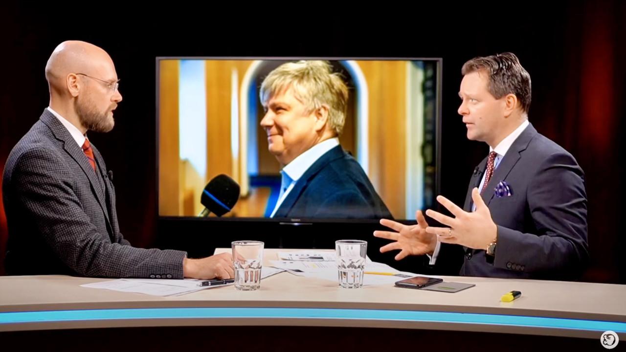 Fookuses: Kiisleri ja Ladõnskaja vastutöötamine referendumile reedab konservatiivide põhimõtted ja koalitsioonilepingu