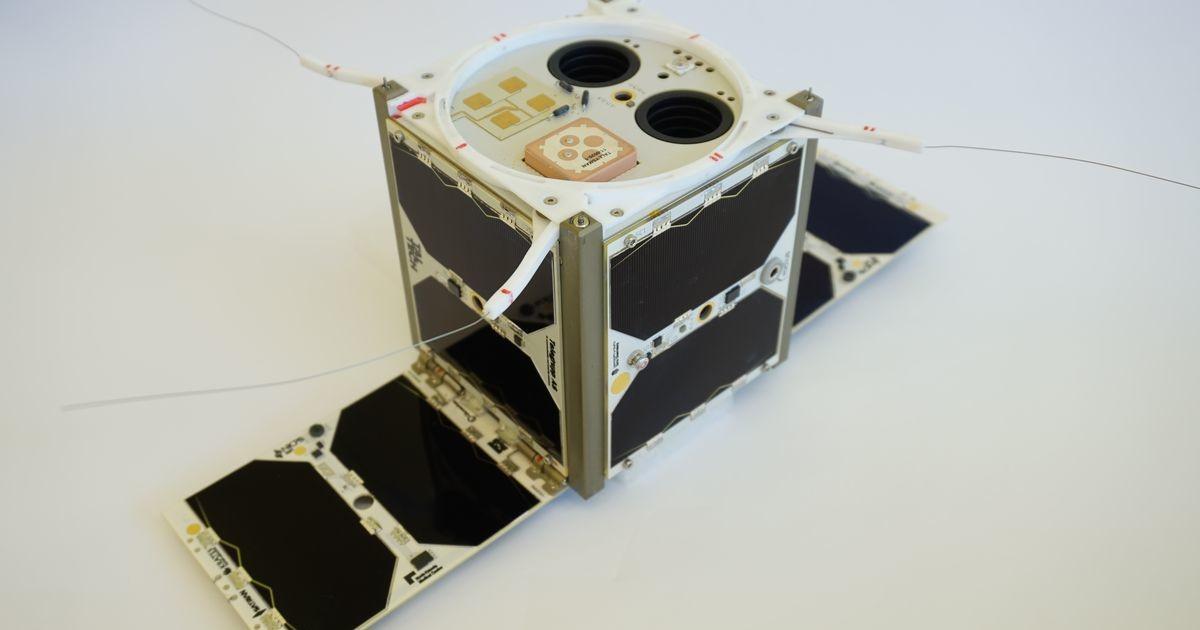 Tehnikaülikoolil õnnestus luua side teisegi kadunuks kuulutatud satelliidiga