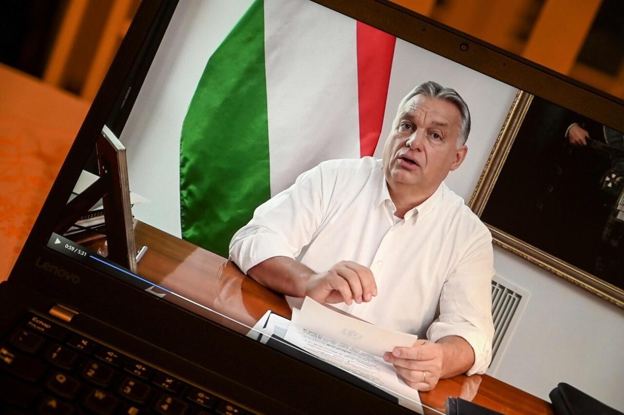 Ungari peaminister Viktor Orbán: Euroopa ei tohi alluda Sorose võrgustikule