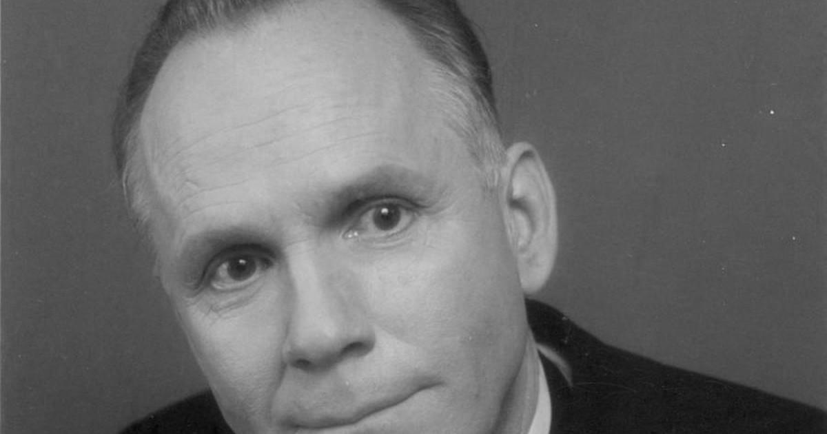 Lahkunud on operetitäht Hans Miilberg