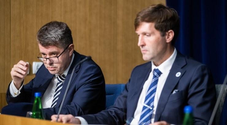 Reinsalu ja Helme ootavad presidendi seisukohta reformierakondlaste Venemaa-ettepanekule