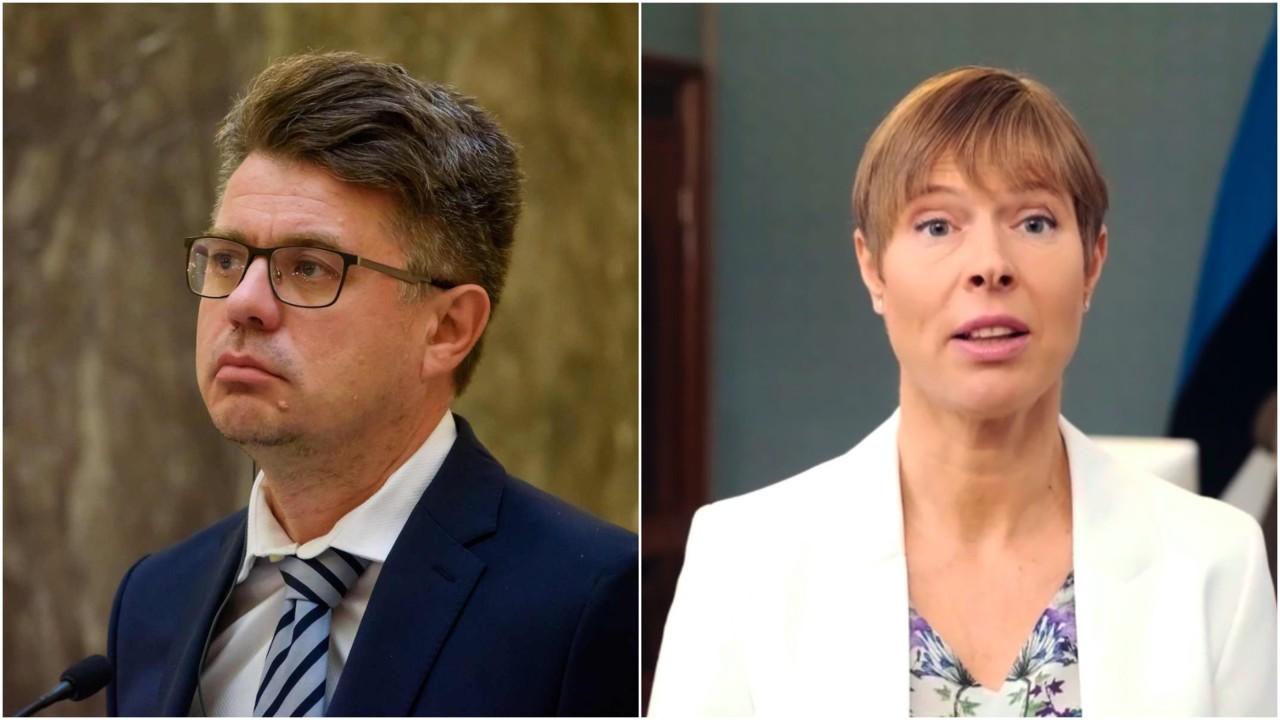 Reinsalu: Eesti Venemaa koosseisu hääletamise ettepanek polnud juhuslik aps. Miks president vaikib?