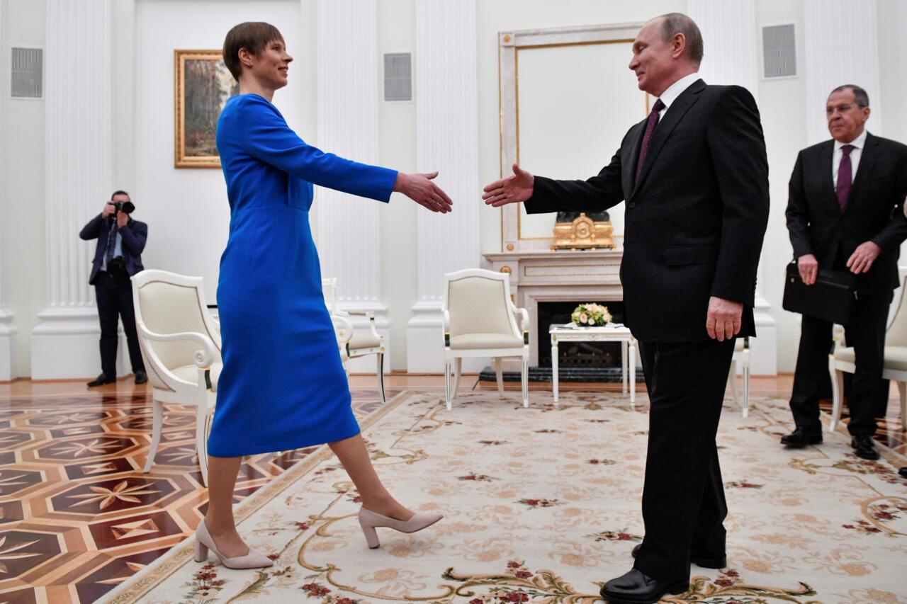 Martin Helme: Kersti Kaljulaidil puudub nii mandaat kui ka autoriteet, et parlamendile soovitusi anda