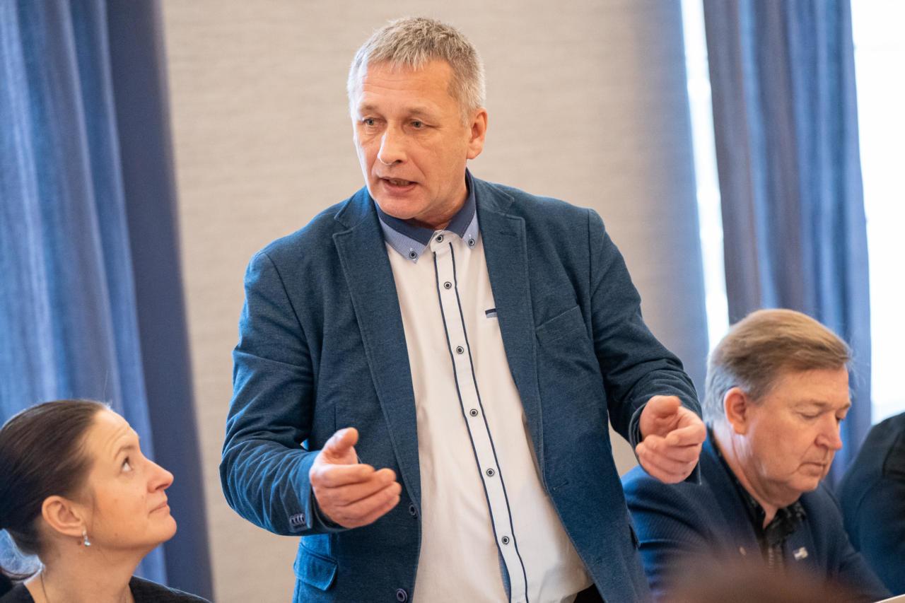 """VIDEO Kalle Grünthal Reformierakonna ettepanekutest: """"Maskid on langenud"""""""