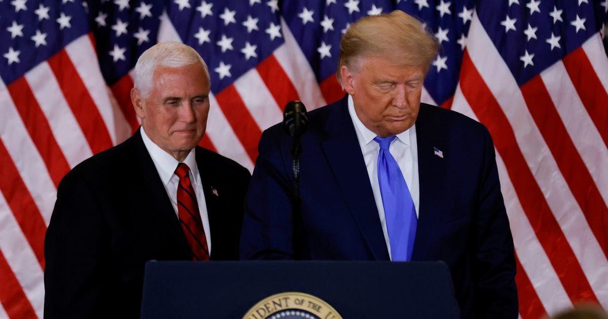 Pence ei nõustu rakendama põhiseaduse 25. parandust Trumpi vastu